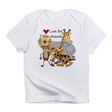 Love the Animals Infant T-Shirt