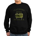 Claymore Mine Sweatshirt (dark)