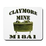 Claymore Mine Mousepad