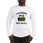 Claymore Mine Long Sleeve T-Shirt