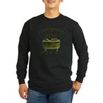 Claymore Mine Long Sleeve Dark T-Shirt