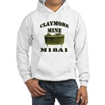 Claymore Mine Hooded Sweatshirt