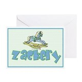 Baby Boy Arrival Greeting Cards (Pk of 10)