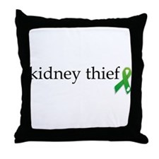 Cool Thief Throw Pillow