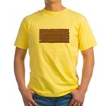 Long Branch Saloon Yellow T-Shirt