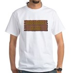 Long Branch Saloon White T-Shirt