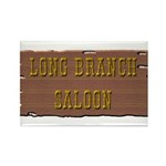 Long Branch Saloon Rectangle Magnet (100 pack)