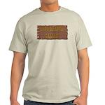 Long Branch Saloon Light T-Shirt