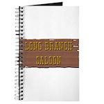 Long Branch Saloon Journal