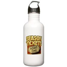 Season Tickets Sports Water Bottle
