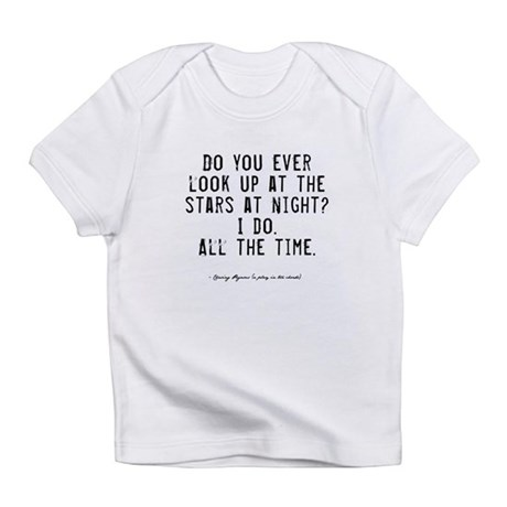 Stars Quote Infant T-Shirt