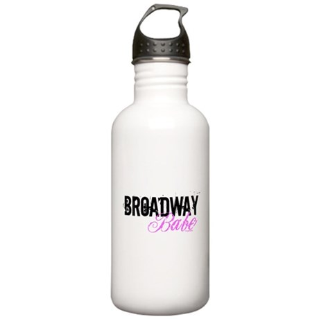 Broadway Babe Stainless Water Bottle 1.0L