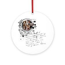 Filmmmaking Alchemy Ornament (Round)