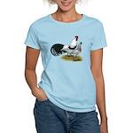Phoenix Silver Chickens Women's Light T-Shirt