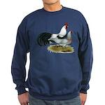 Phoenix Silver Chickens Sweatshirt (dark)
