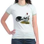 Phoenix Silver Chickens Jr. Ringer T-Shirt