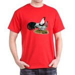 Phoenix Silver Chickens Dark T-Shirt
