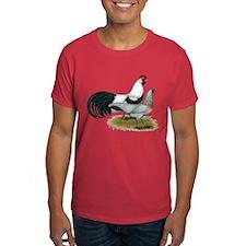 Phoenix Silver Chickens T-Shirt