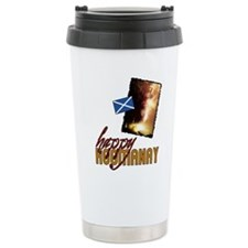 Hogmanay Travel Mug