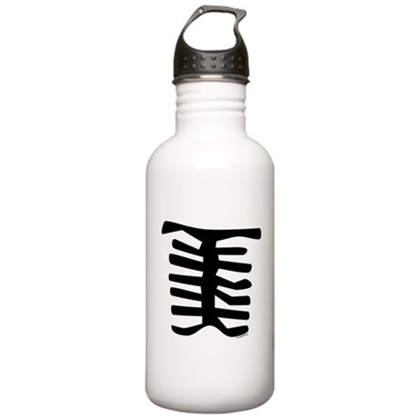 Skeleton Stainless Water Bottle 1.0L
