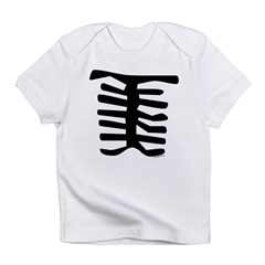 Skeleton Infant T-Shirt