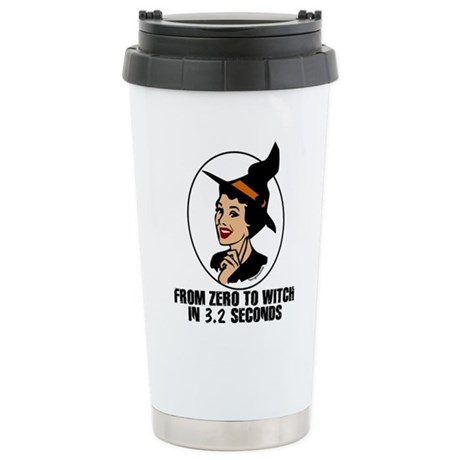 Zero to Witch Ceramic Travel Mug