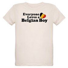 Belgian Boy T-Shirt