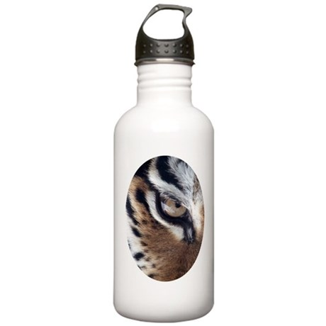 Tiger Eye Stainless Water Bottle 1.0L