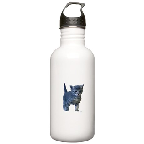 Kitten Stainless Water Bottle 1.0L