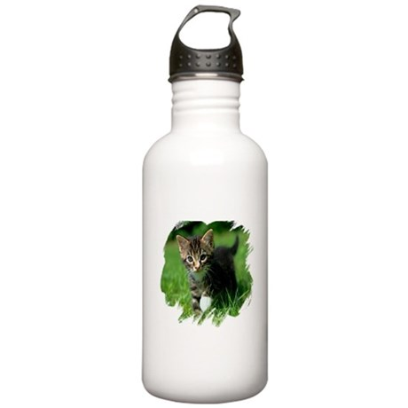 Baby Kitten Stainless Water Bottle 1.0L