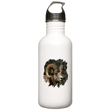 Bighorn Sheep - Ram Stainless Water Bottle 1.0L