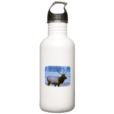 Bull Elk Stainless Water Bottle 1.0L