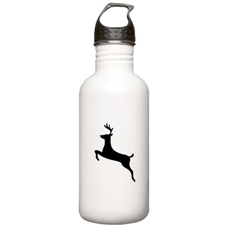 Leaping Deer Stainless Water Bottle 1.0L