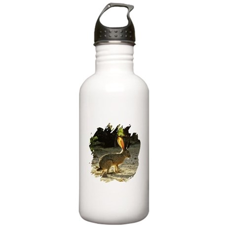Texas Jackolope Stainless Water Bottle 1.0L