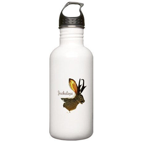 Jackalope Stainless Water Bottle 1.0L