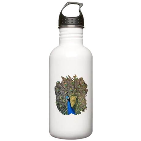 Peacock Stainless Water Bottle 1.0L