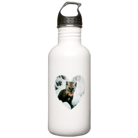 Little Fox Stainless Water Bottle 1.0L