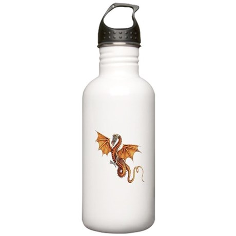 Fantasy Dragon Stainless Water Bottle 1.0L