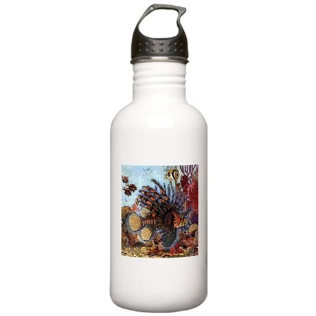 Ocean Window Stainless Water Bottle 1.0L
