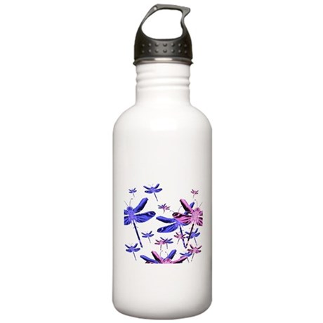 Dragonflies Stainless Water Bottle 1.0L
