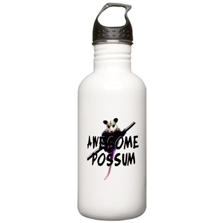 Awesome Possum Stainless Water Bottle 1.0L