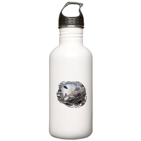 Peek-a-Boo Possum Stainless Water Bottle 1.0L