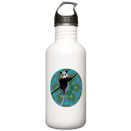 Possum Kaleidoscope Stainless Water Bottle 1.0L