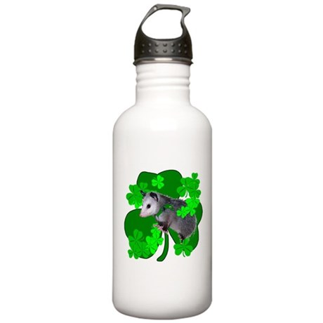 Lucky Irish Possum Stainless Water Bottle 1.0L