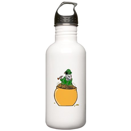 Possum Leprechaun Stainless Water Bottle 1.0L