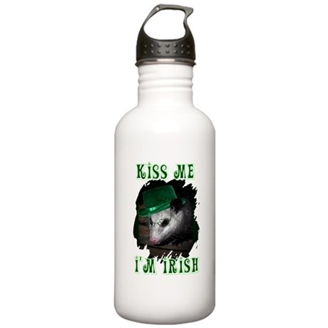 Kiss Me Possum Stainless Water Bottle 1.0L
