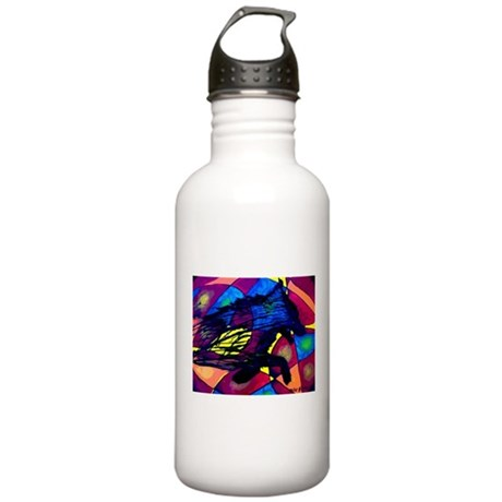 Wolf Spirit Stainless Water Bottle 1.0L