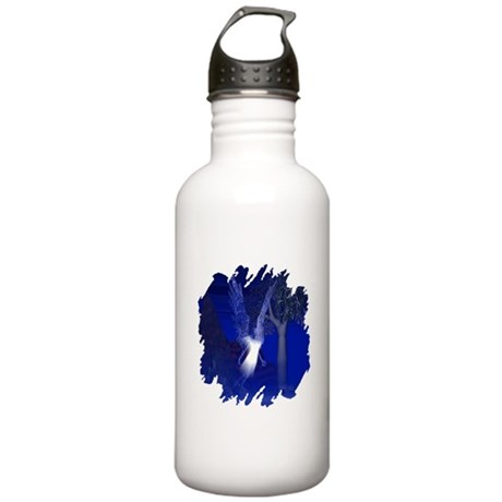 Iridescent Angel Stainless Water Bottle 1.0L