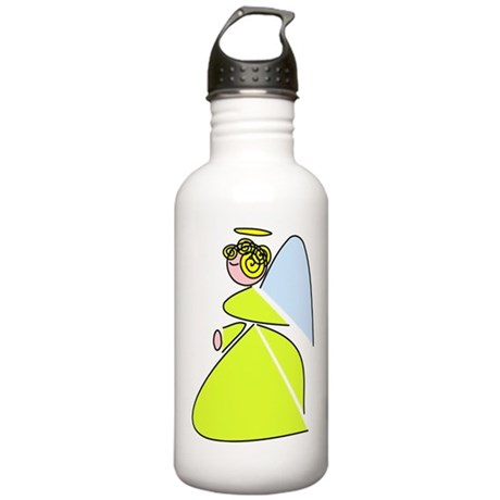 Pretty Angel Stainless Water Bottle 1.0L