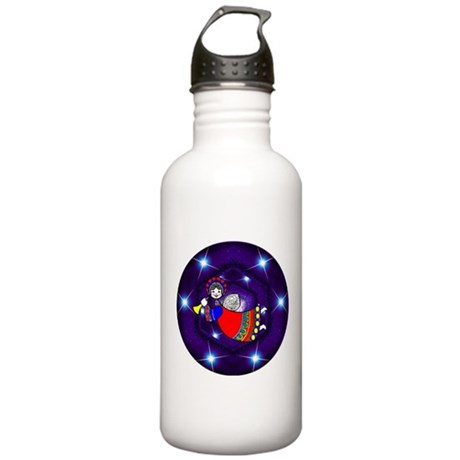 Flying Angel Stainless Water Bottle 1.0L